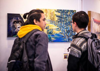 Kamloops Arts Council Exhibitions