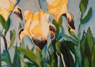 #126 The Iris of my Eyes by Wendy Weseen