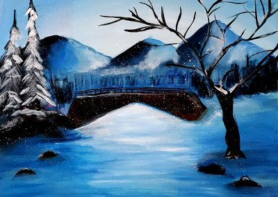 #65 The Bridge by Nikita Kaur