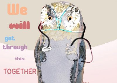 #23 We Will Get Through this Together by Dwayne Jensen