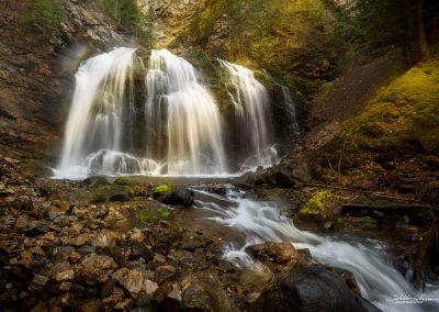 #45 McDiarmid Falls by Hilda Reimer
