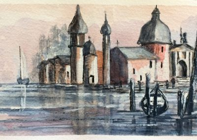 #32 Old World Cathedral by Mary Boychuk