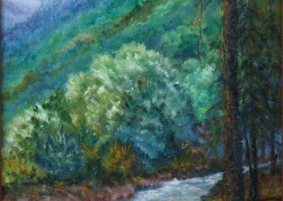 Spring Rush by Elaine Burns