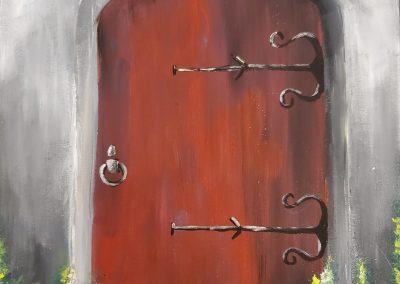 Enter by Elly Grabner