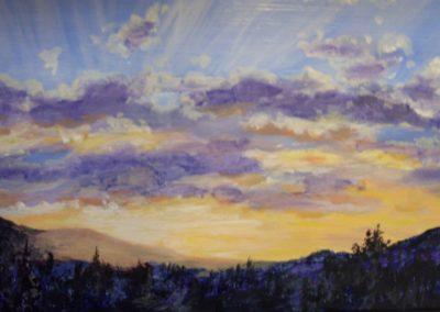 Rays by Judy Mackenzie