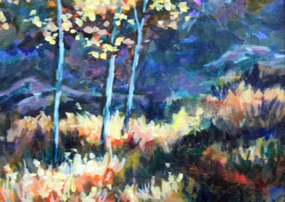 The Colours of Autumn by Judy Mackenzie