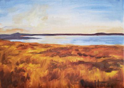 Nunavut Morning by Patricia House