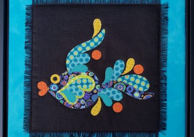 My Funky Fish #1 by Victoria Gray