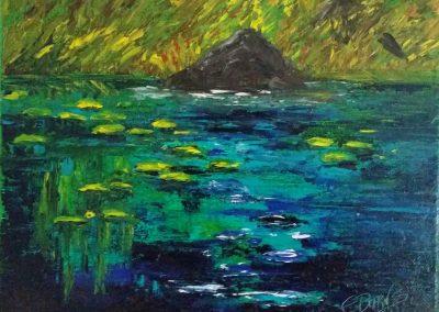 #238 Secrets of the Lake by Elaine Burns