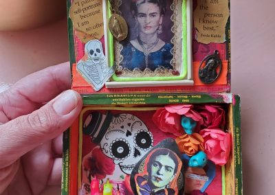 #89 Frida Box by Jessica Treger