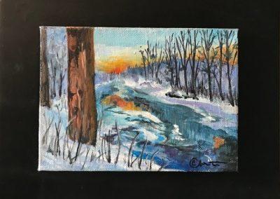 Winter Melt by Cheryl Christian