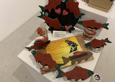 #266 For the Love of Wild Sockeye 1 by Leslie Bolin